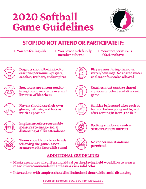 Game guidelines